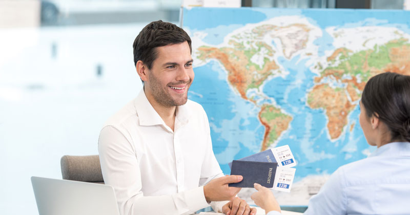 travel agent Book a cruise or find travel tips, travel discounts and travel adventures with american express travel.